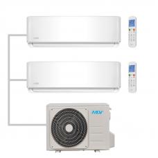 мульти-сплит система MDV MD2O-14HFN1 на две комнаты