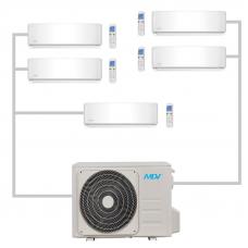 Мульти-сплит система MDV MD5O-42HFN1 на пять комнат