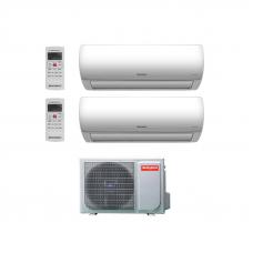 Мульти-сплит система Shivaki SRH-PM182DC на две комнаты